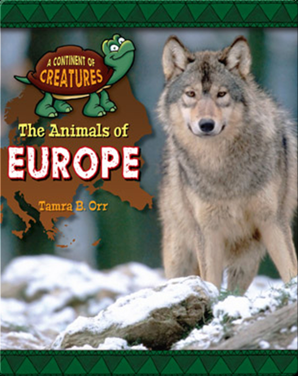 The Animals of Europe