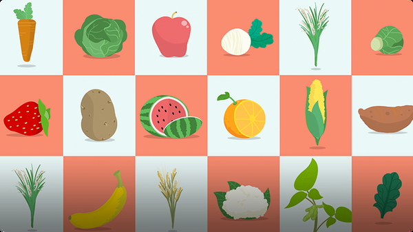 The Past, Present and Future of Food
