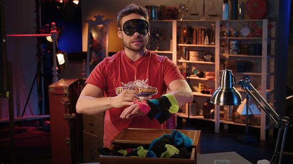 mathXplosion: Matching Socks
