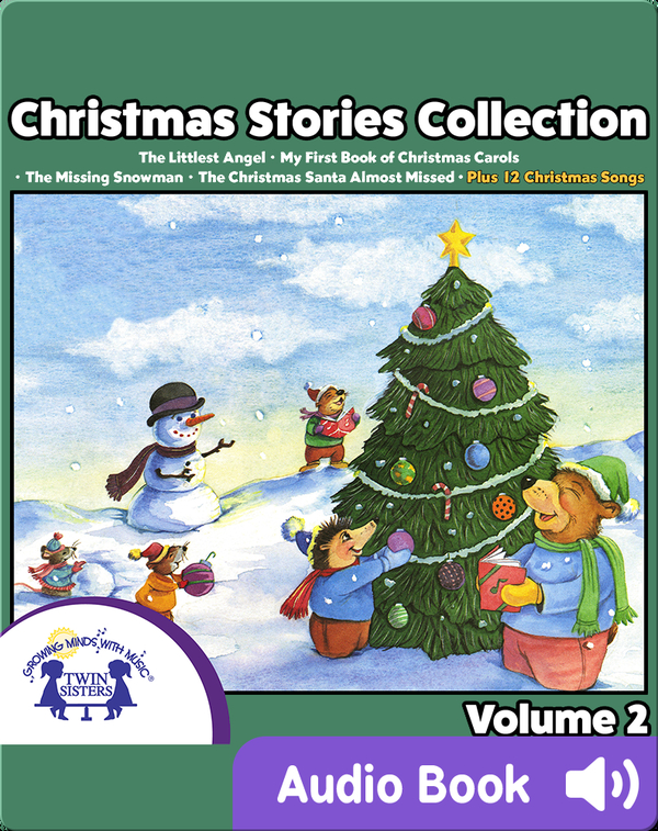 Christmas Stories Collection volume 2