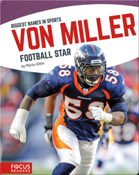 Von Miller Football Star