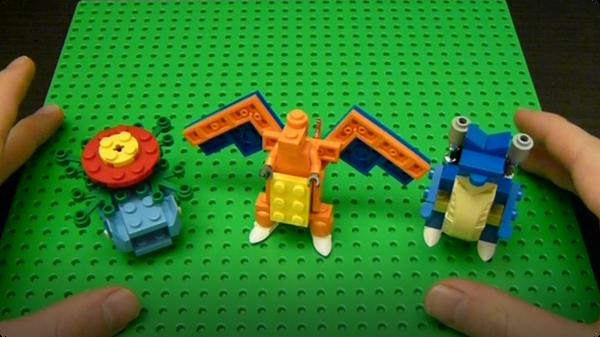 How to Build: Lego Pokemon - Venusaur, Charizard, Blastoise