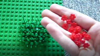 Lego Building Techniques - Grass and Meadows