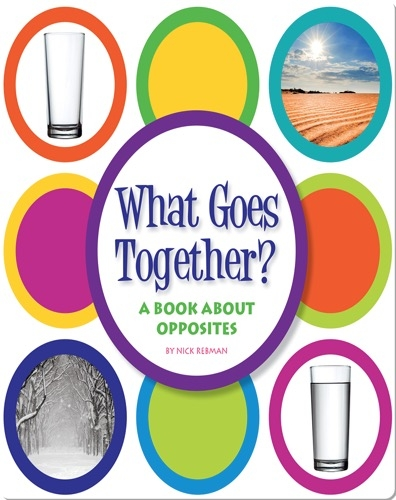 What Goes Together?: A Book about Opposites
