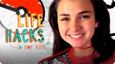 Pokemon Go Hacks | LIFE HACKS FOR KIDS