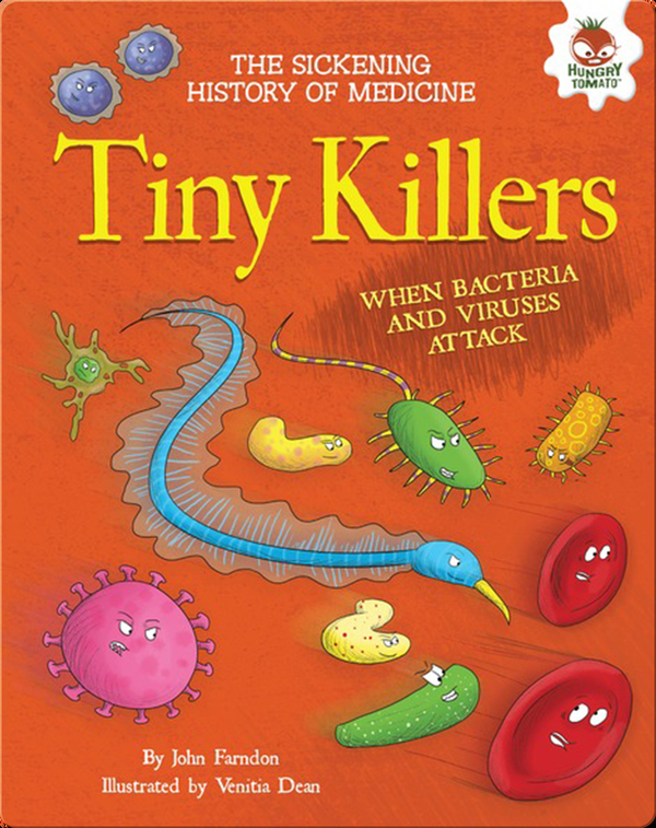 Tiny Killers: When Bacteria and Viruses Attack