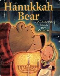 Hanukkah Bear