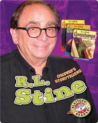 Children's Storytellers: R.L. Stine