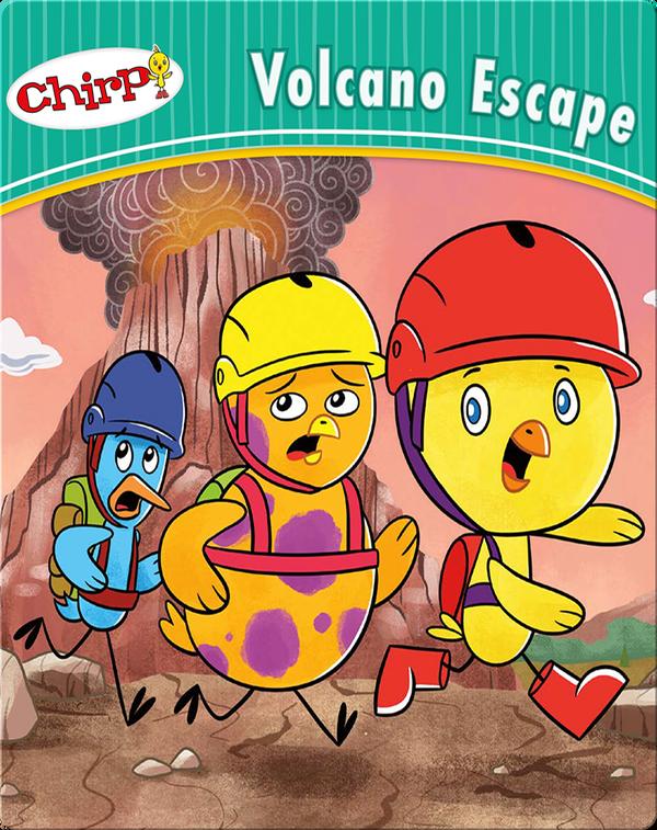 Chirp: Volcano Escape