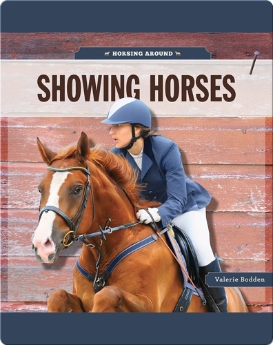 Showing Horses