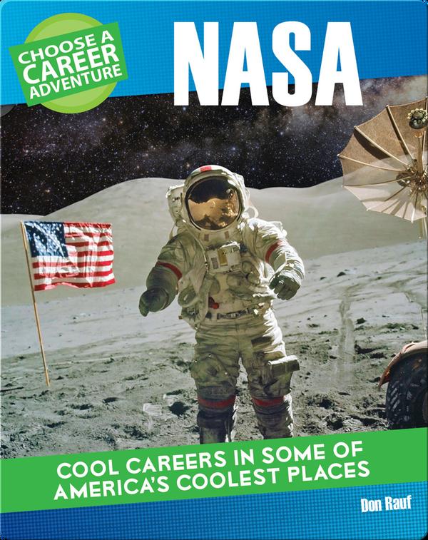 Choose Your Own Career Adventure at NASA