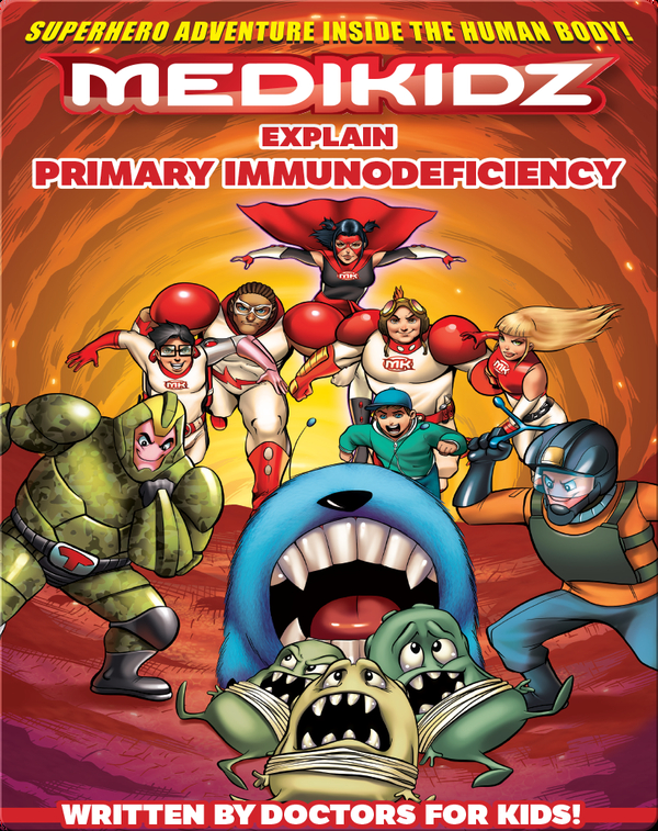 Medikidz Explain Primary Immunodeficiency