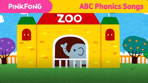 (ABC Phonics Songs) The Phonics Zoo