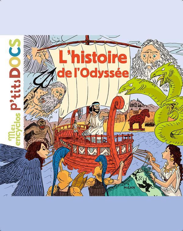 L'histoire de l'Odyssée