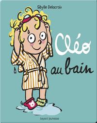 Cléo au bain