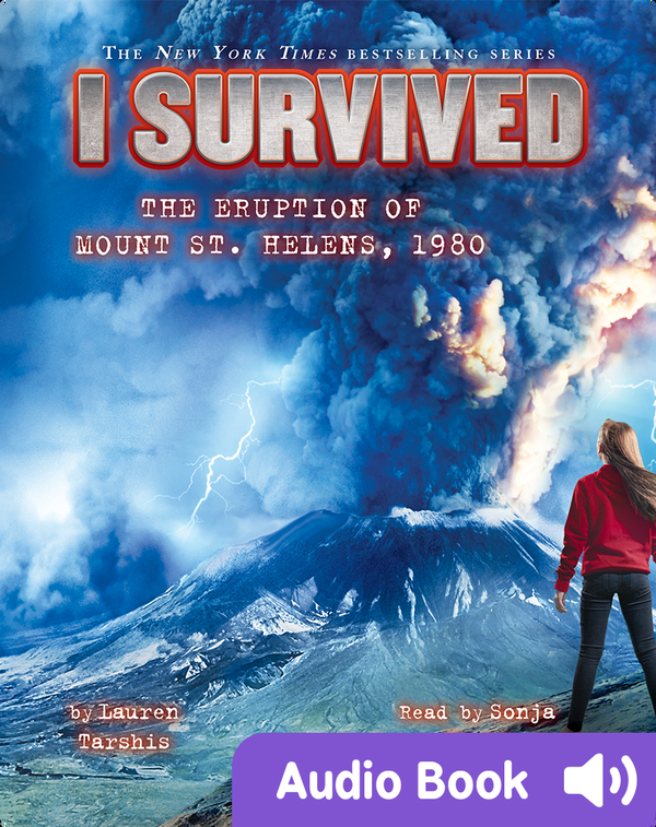I Survived #14: I Survived the Eruption of Mount St. Helens, 1980