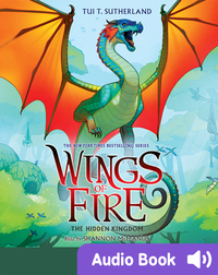 Wings of Fire #3: The Hidden Kingdom