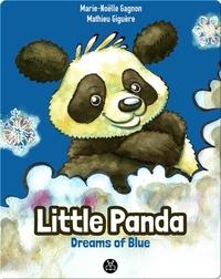Little Panda Dreams of Blue