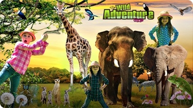 Kids and WILD ANIMALS at the Zoo | Wild Animal Adventure