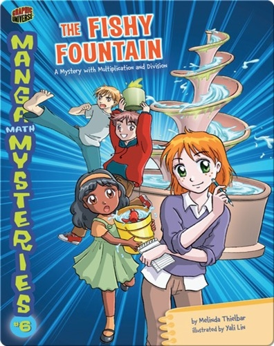 #6 The Fishy Fountain: A Mystery with Multiplication and Division