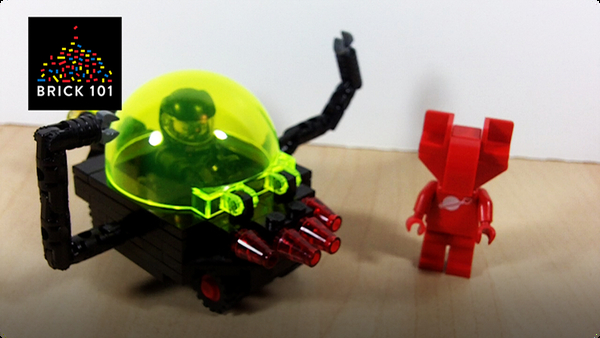 How To Build a LEGO Robot Car