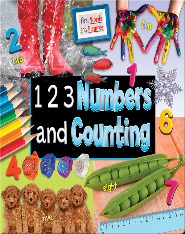 1 2 3 Numbers and Counting