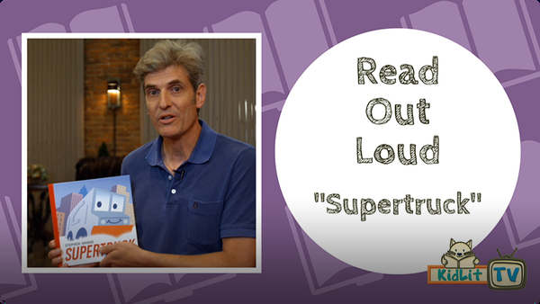 Read Out Loud | Stephen Savage Reads SUPERTRUCK