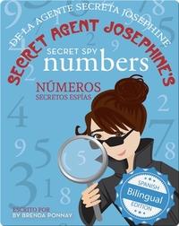 Secret Agent Josephine's Numbers / Números secretos espías de la agente secreta Josephine