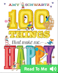100 Things That Make Me Happy