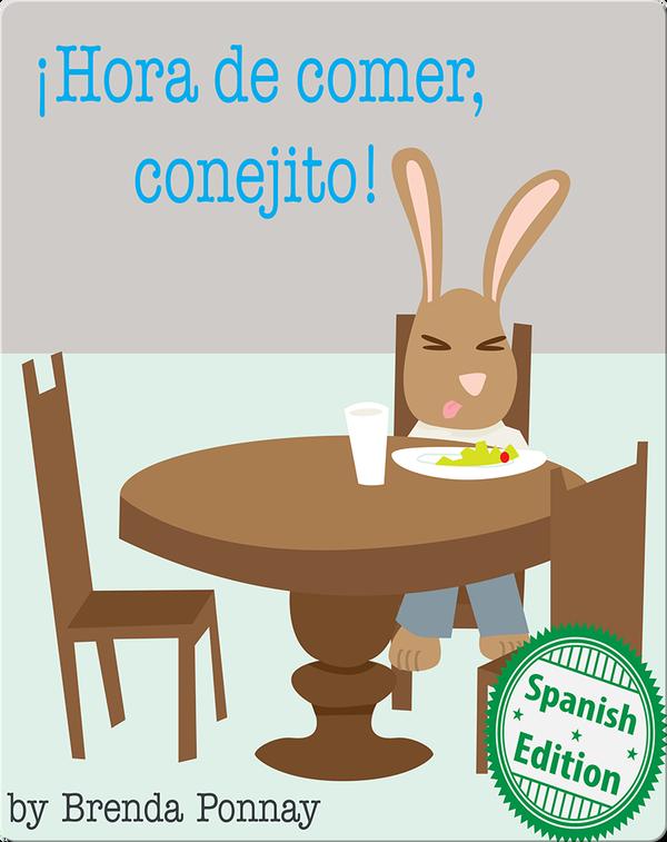 ¡Hora de Comer, Conejito!