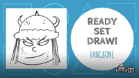 Ready Set Draw! | How to Draw FANGBONE with Michael Rex