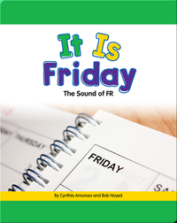 It Is Friday: The Sound of FR