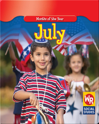 Months of the Year: July
