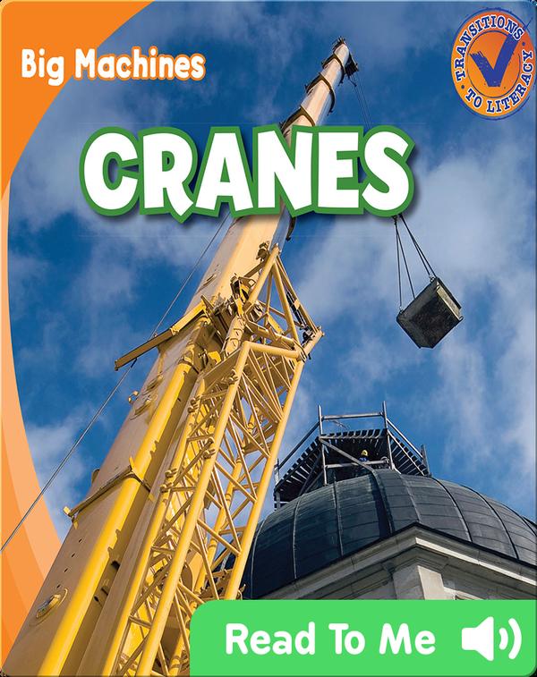 Big Machines: Cranes