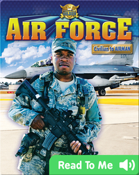 Air Force: Civilian to Airman