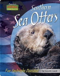 Southern Sea Otters: Fur-tastrophe Avoided