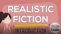 Realistic Fiction Writing: Writing an Introduction