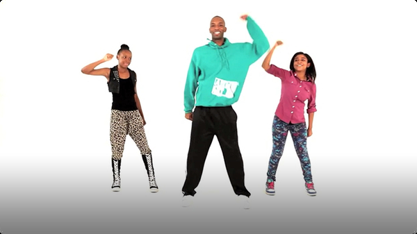 How to Do a Pump It Hip-Hop Dance Move for Kids
