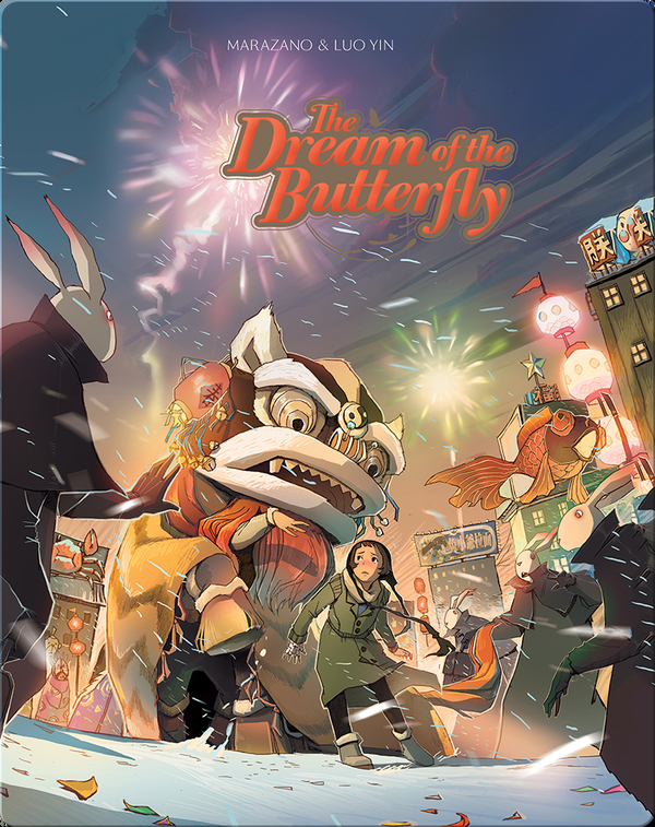The Dream of the Butterfly #1: Rabbits on the Moon