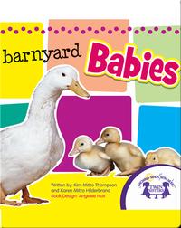 Barnyard Babies Picture Book