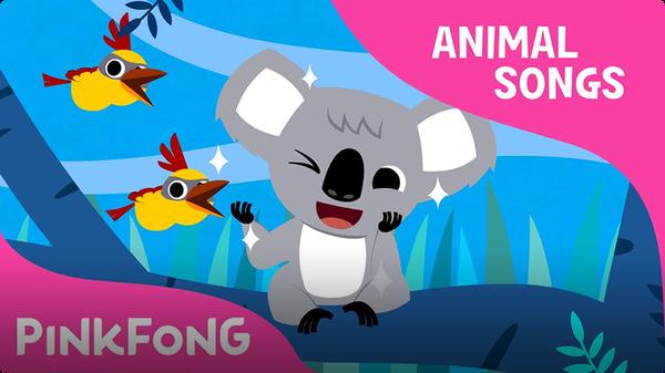 Koala Lalala (Animal Songs)
