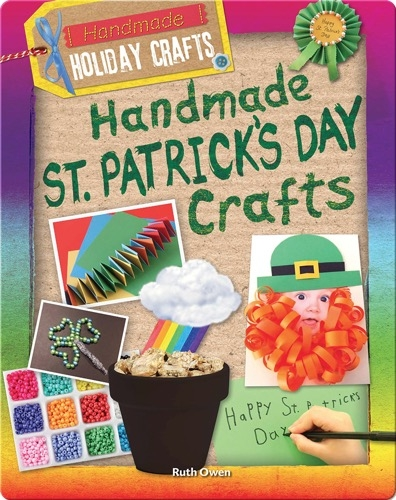 Handmade St. Patrick's Day Crafts