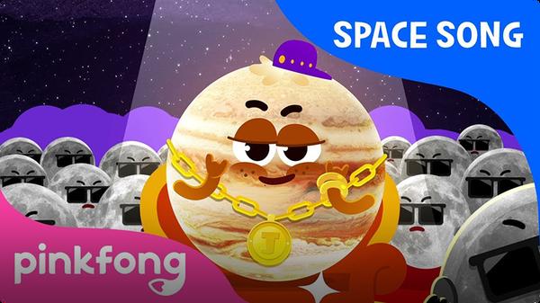 Jupiter   Space Songs