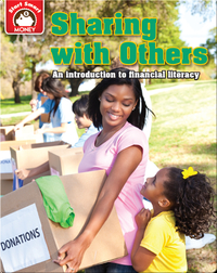 Sharing with Others: An introduction to financial literacy