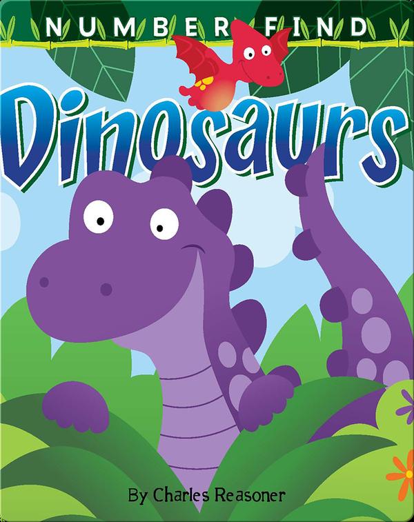 Number Find: Dinosaurs