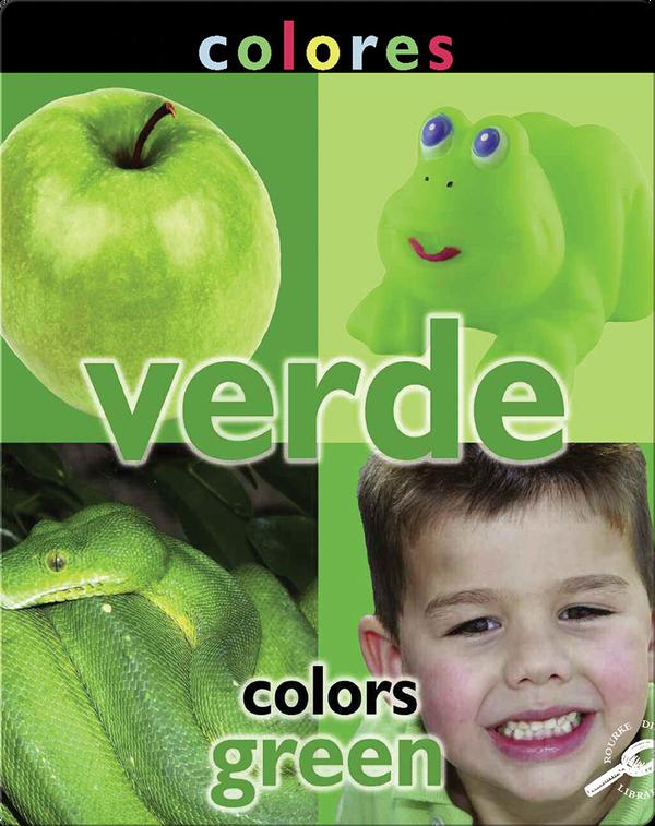 Colores: Verde (Colors: Green)