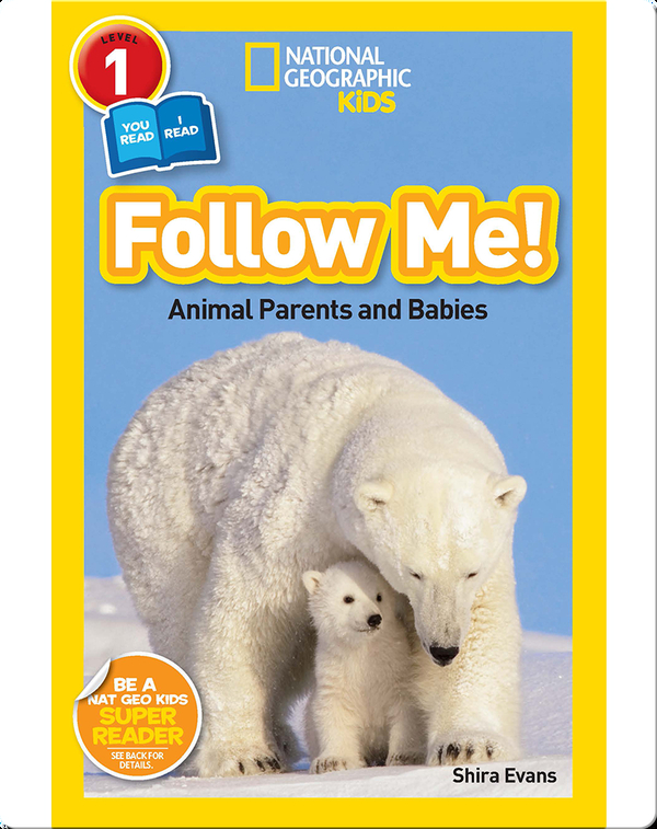National Geographic Readers: Follow Me