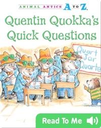 Quentin Quokka's Quick Questions