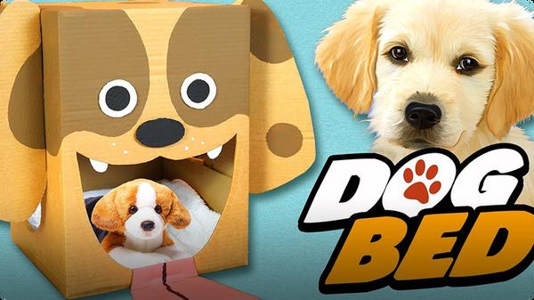 DIY Dog Bed