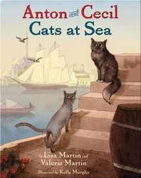 Anton and Cecil Book 1: Cats at Sea